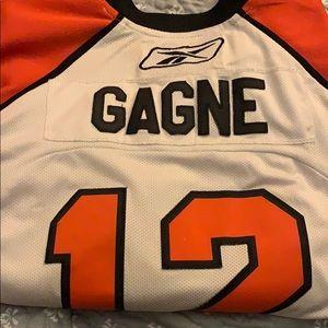 Reebok Philadelphia Flyers Simon Gagne Jersey